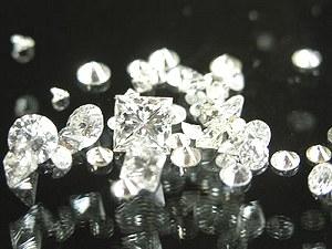 Grain and loose diamonds