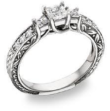 Special and unique designer engagement rings