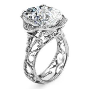 Ultra unique engagement rings