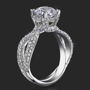 Wonderful designer engagement rings