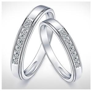 cheap couples matching diamond wedding rings