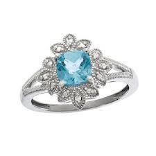 cheap genuine vintage engagement rings