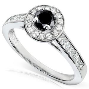 pretty black diamonds