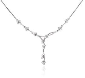unique diamond necklace designs