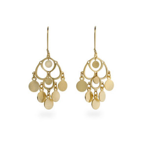 best gold dangle earrings