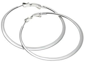 big sophisticated hoop earrings for women