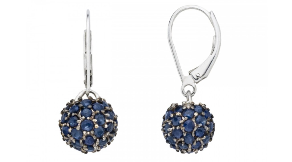 elegant leverback earrings