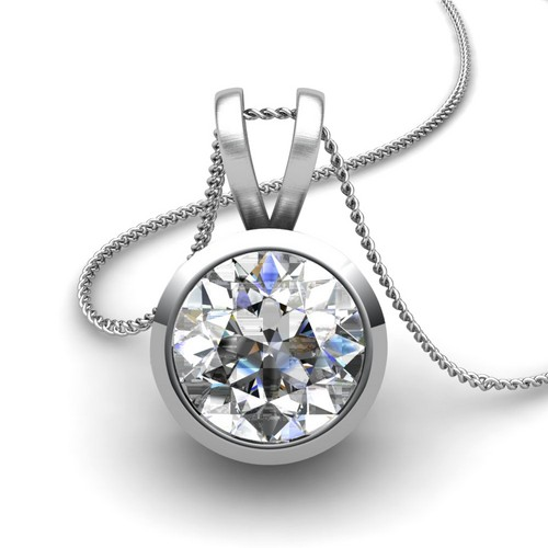 Tips in buying a diamond pendant pink diamond earrings simple design solitaire diamond pendant aloadofball Images