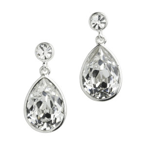 simply elegant drop earrings